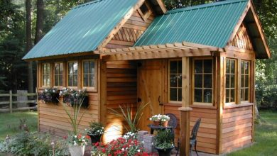 Photo of Start Building Amazing Outdoor Sheds and Woodwork Designs