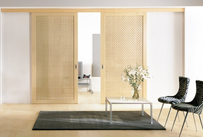 sliding-door-design Remodel Your Rooms Using These 73 Awesome Interior Doors