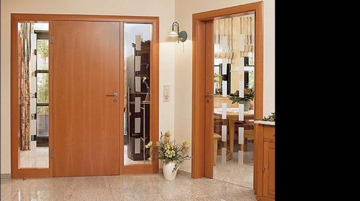 solid-wood-door Remodel Your Rooms Using These 73 Awesome Interior Doors