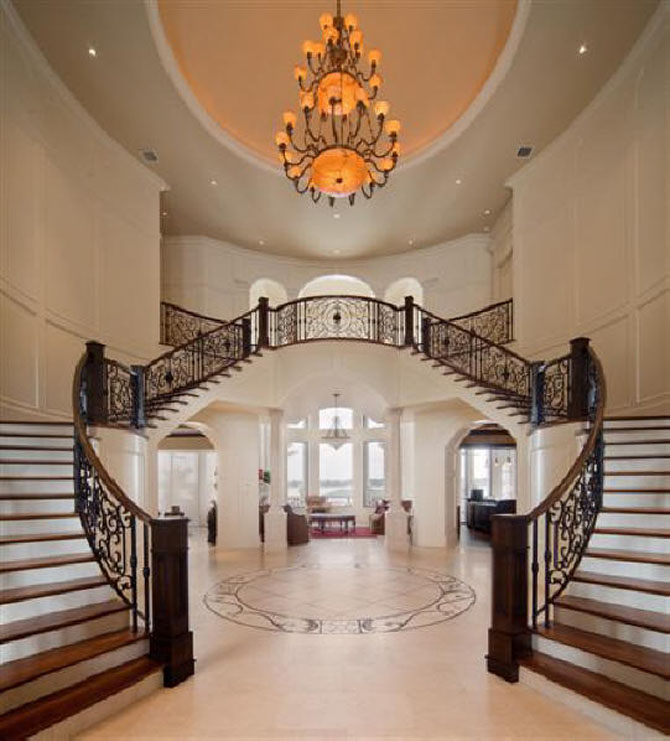 Stair designs home interior design luxury interior design for Luxury staircase