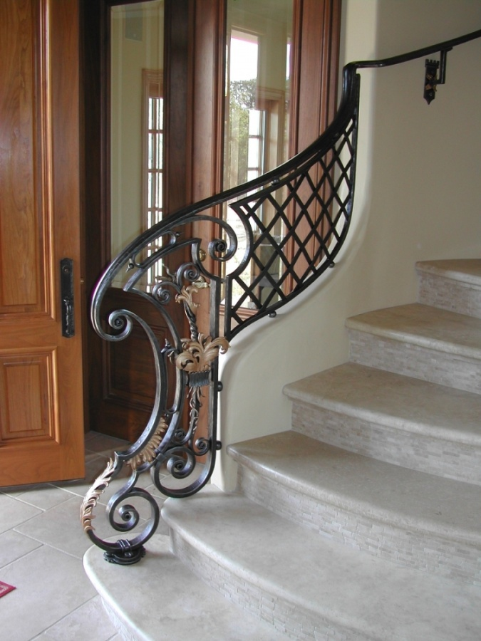 stair-railings Decorate Your Staircase Using These Amazing Railings