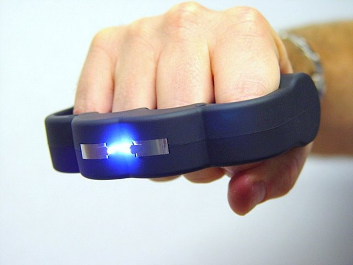 stungun_blastknuckles-2 Do You Know How to Protect Yourself? Self-Defense for Women