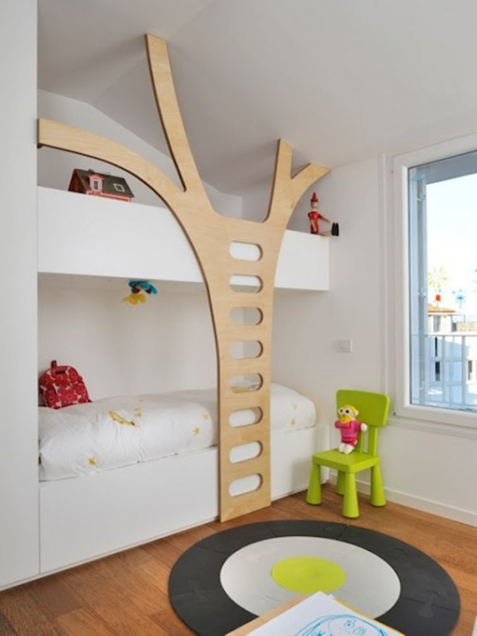 the-world_s-top-10-most-amazing-bunk-beds-4 Make Your Children's Bedroom Larger Using Bunk Beds