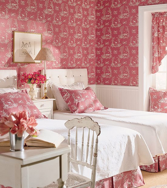 thibaut-wallpaper Tips On Choosing Wallpaper For Your Bedroom