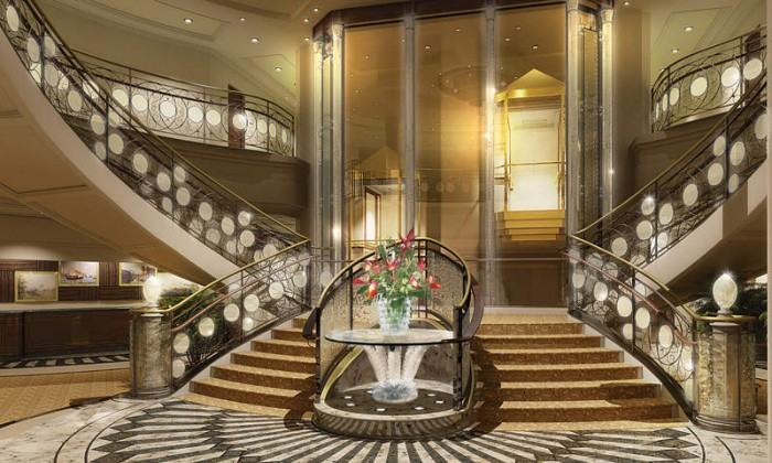 titanic-grand-staircase-design-ideas-2012 Make Your Home Look Like a Palace