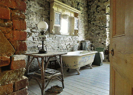 vintage-bathroom-interior-design 16 Stunning Designs Of Vintage Bathroom Style