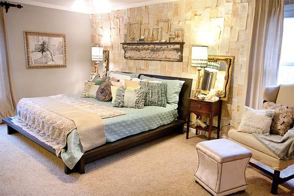vintage-bedroom-decor-2 17 Wonderful Ideas For Vintage Bedroom Style