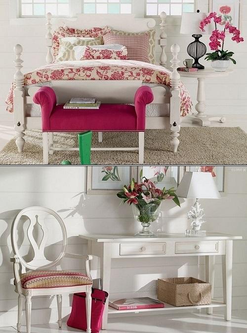 vintage-interior-style-12 17 Wonderful Ideas For Vintage Bedroom Style