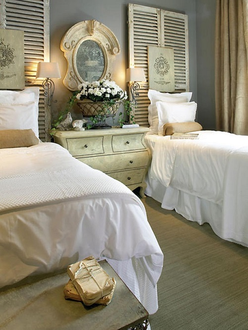 vintage-interior-style-3 17 Wonderful Ideas For Vintage Bedroom Style