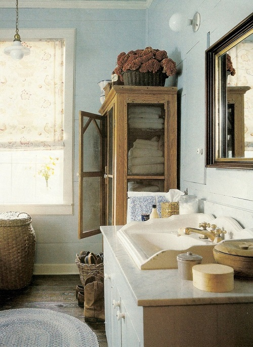 vintage-interior-style-4 16 Stunning Designs Of Vintage Bathroom Style