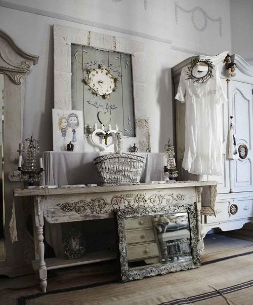 vintage-interior-style-5 17 Wonderful Ideas For Vintage Bedroom Style