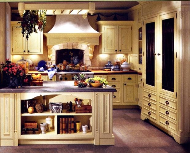 vintage-kitchen-design-view-2 10 Amazing Designs Of Vintage Kitchen Style