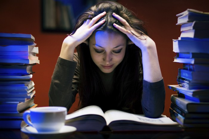 woman-studying 10 Tips On How To Love Studying