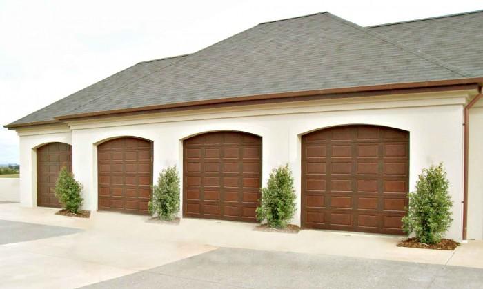 wooden-garage-doors3 Modern Ideas And Designs For Garage Doors