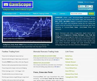 2 Get Started And Open A Live Account Only In 5 Steps On GainScope.com