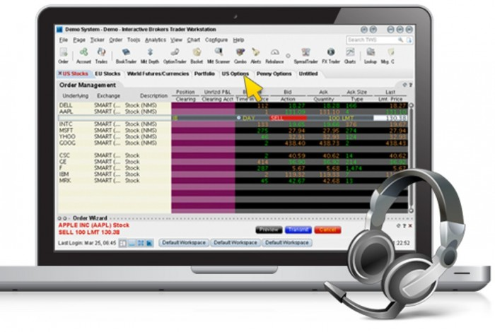 Live-Webinars Maximize Your Return with Interactive Brokers Through Lowering Your Costs