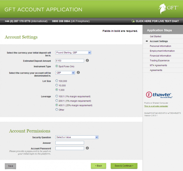 Open_MT4_Account Experience MT4 On A Whole New Level With GFT