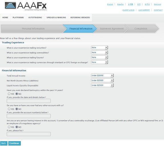 aaafx2 The Primary Platform Of AAAFX.com Is The Ever Popular MetaTrader 4 Among Forex Traders