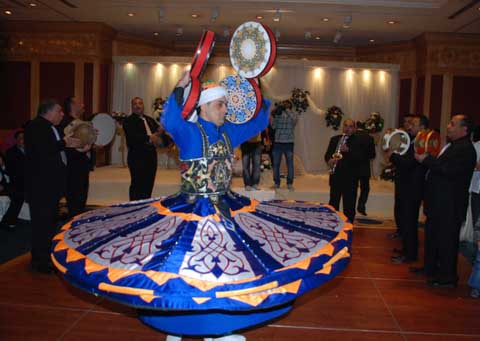 0004 Get Inspired While Watching A Live Show Of Tanoura Dance Performance