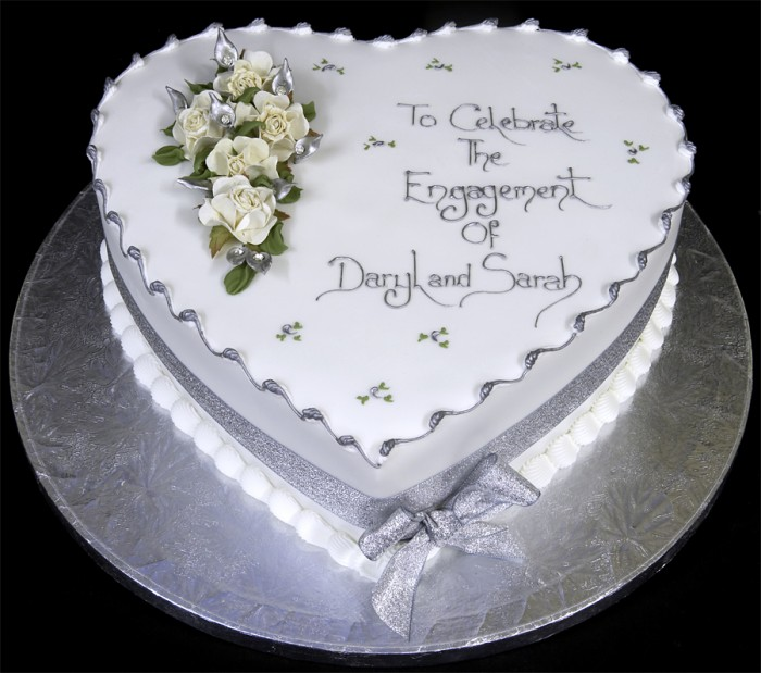 002687-Heart-Engagement-Cake 10 Simple & Cheap Engagement Gifts for Men