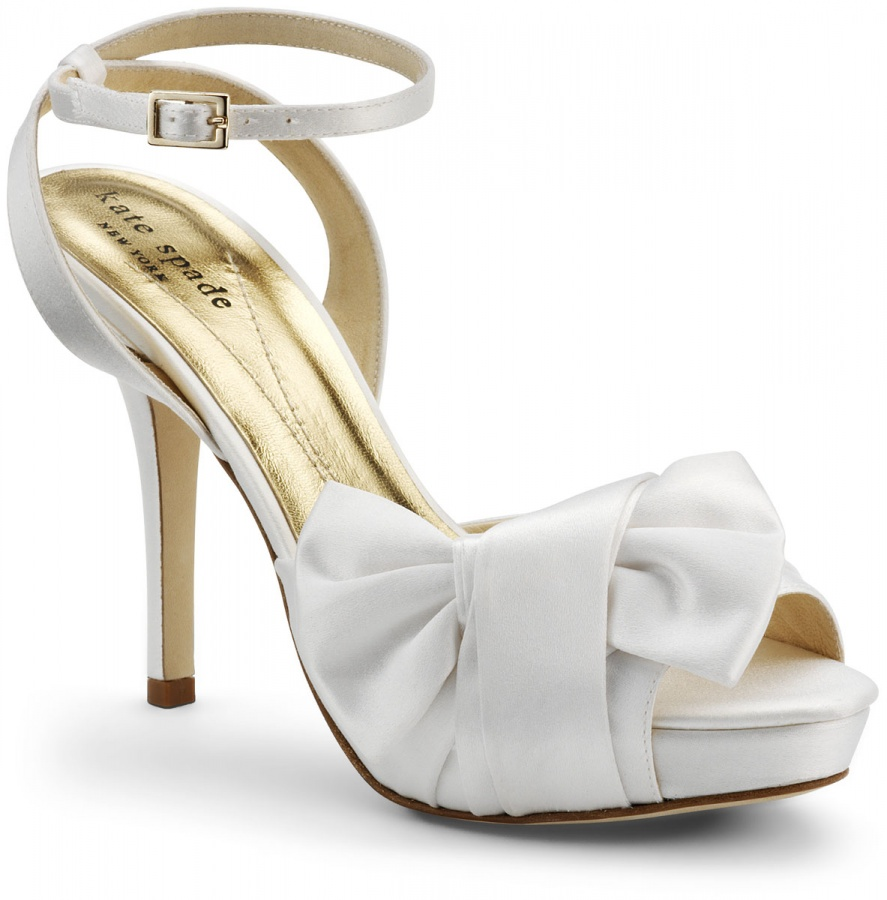 014692 A Breathtaking Collection of White Bridal Shoes for Your Wedding Day