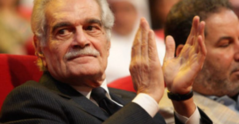 Photo of The Egyptian Actor Omar Sharif Who Starred In Hollywood Films
