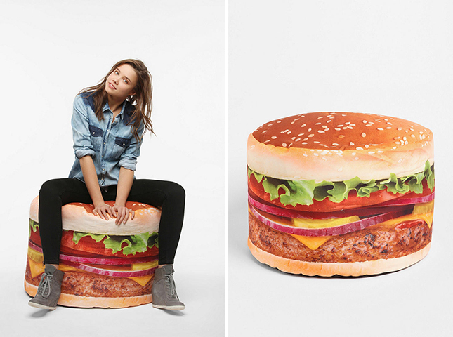 12-hamburger 15 Fascinating & Unusual Christmas Presents
