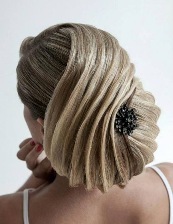 15 50 Dazzling & Fabulous Bridal Hairstyles for Your Wedding