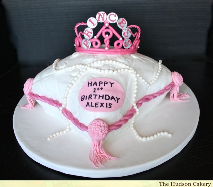 1st-pillow-birthday-cake 60 Mouth-Watering & Stunning Happy Birthday Cakes for You
