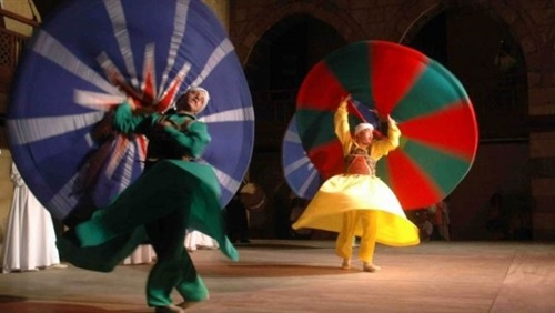 200 Get Inspired While Watching A Live Show Of Tanoura Dance Performance