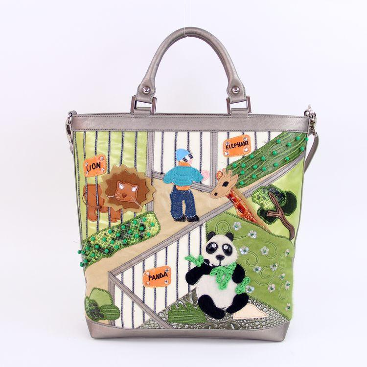 2013-factory-directly-sale-Italian-style-Women-s-fashion-handmade-handbags-drop-free-shipping1 10 Stunning & Fascinating Homemade Xmas Gifts