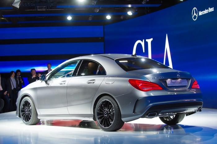 2013detroitmercedescla-14 Discover the New Mercedes Benz CLA-Class