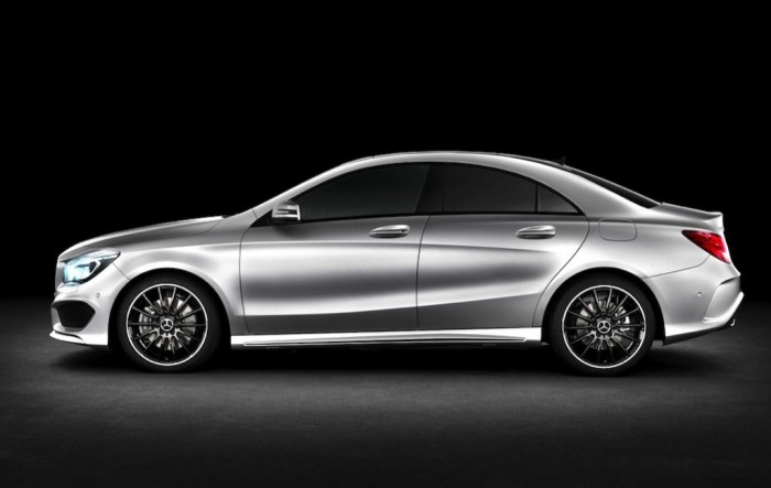 2014-Mercedes-Benz-CLA-250-Side-View-1024x649 Discover the New Mercedes Benz CLA-Class