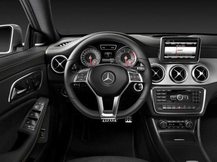 2014-Mercedes-Benz-CLA-Class-37 Discover the New Mercedes Benz CLA-Class