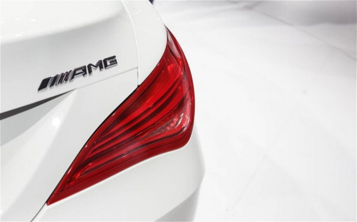 2014-Mercedes-Benz_CLA45-AMG-taillight-2 Discover the New Mercedes Benz CLA-Class