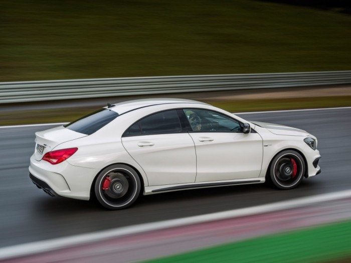2014-Mercedes-CLA-45-AMG-leaked-ahead-of-New-York-debut-985411050 Discover the New Mercedes Benz CLA-Class