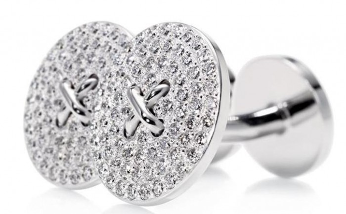 40028215-1-diamond-cufflinks The Best 10 Christmas Gift Ideas for Your Daddy