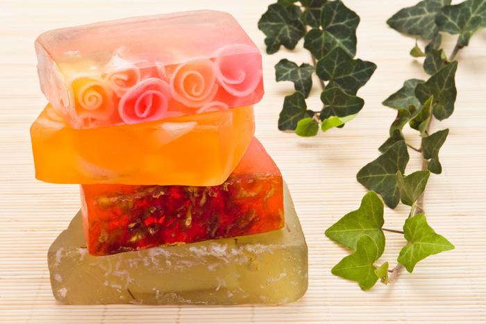 4189handmade_soaps 10 Stunning & Fascinating Homemade Xmas Gifts