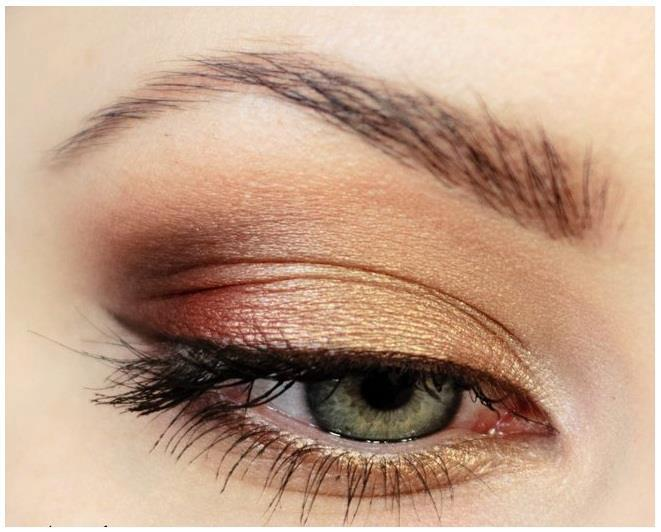 48088_496394643740304_1906402058_n Get a Magnificent & Catchy Eye Make-up Following These 6 Easy Steps