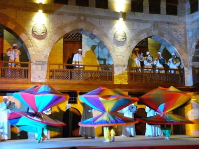 5 Get Inspired While Watching A Live Show Of Tanoura Dance Performance