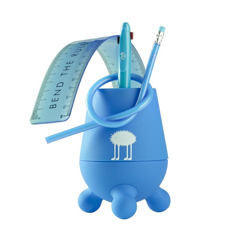 61340-2_touchy_feely_pen_holder_gift_set_blue__2 10 Catchy Gift Ideas for Twins