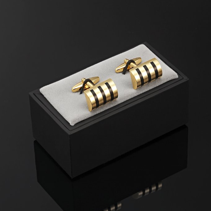 Amazing-Stainless-Steel-Whiskey-Chic-Gold-Cufflinks-for-Men-X909-21-3 The Best 10 Christmas Gift Ideas for Your Daddy