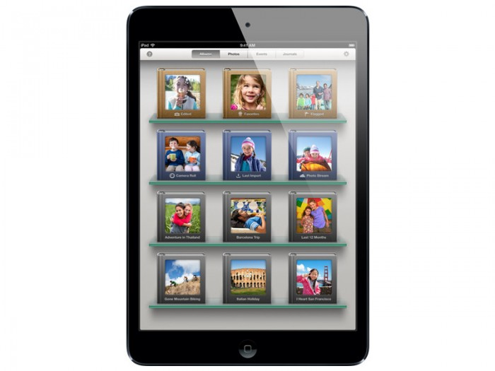 Apple-ipad-5 iPad 5 Is Improved to Be Lighter, Smaller and Thinner than Other iPads