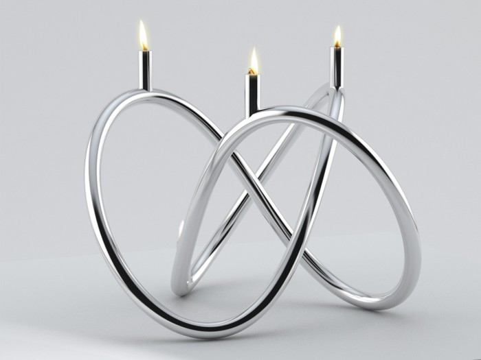 Bend-Candleholder-by-Anna-Denisenko-01 45 Non-traditional & Funny Christmas Gifts for 2020