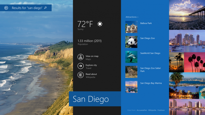 Bing-Smart-Search_5D201364 Microsoft Releases Its New Windows 8.1