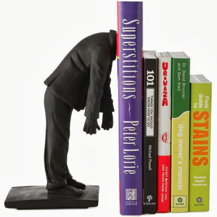 Brilliant-Examples-of-Bookends-1 15 Fascinating & Unusual Christmas Presents
