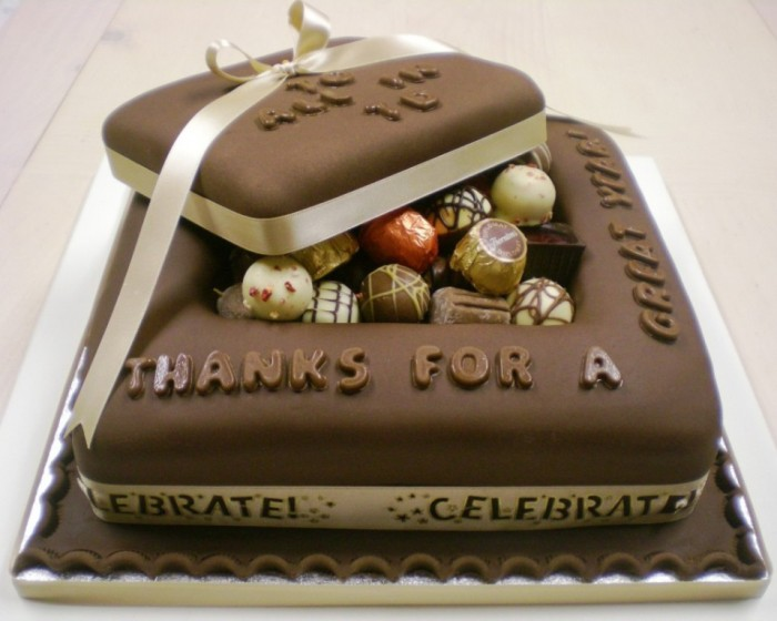Chocolate-Birthday-Cakes-Amazing 60 Mouth-Watering & Stunning Happy Birthday Cakes for You