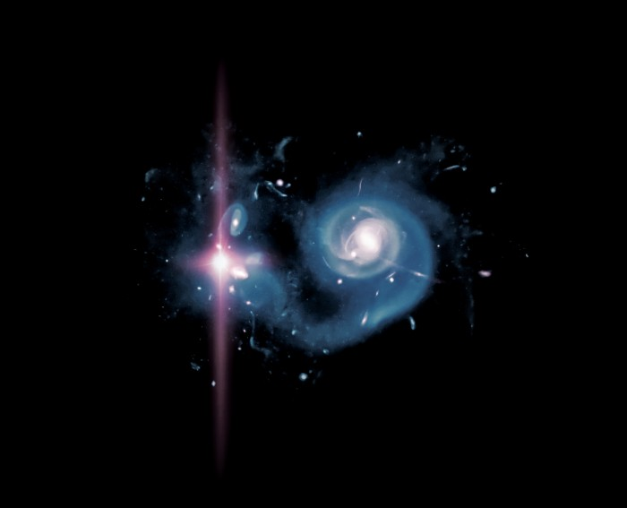 """Cooke_Supernovae_illustration """"z8_GND_5296"""" Has Been Detected to Be the Most Distant Galaxy"""