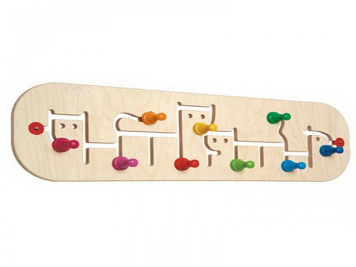 Creative-Kids-Coat-Hooks 15 Fascinating & Unusual Christmas Presents