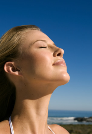 Deep-Breathing 4 Easy Ways To Cure Hiccups